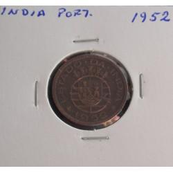 India - 1 Tanga - 1952