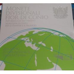 San Marino - Série Anual -...