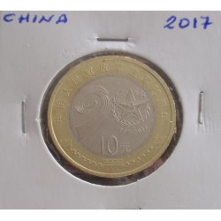 China - 10 Yuan - 2017