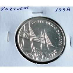 Portugal - 500 Escudos - 1998 - Ponte Vasco Da Gama - Prata