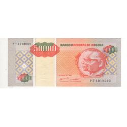 Angola - 50000 Kwanzas...