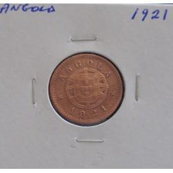 Angola - 1 Centavo - 1921