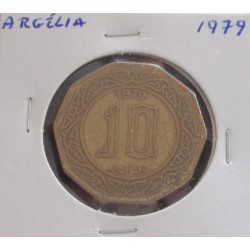 Argélia - 10 Dinars - 1979