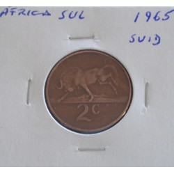 África do Sul - 2 Cents -...