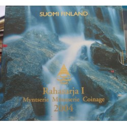 Finlândia - Carteira 2004 -...