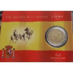 Espanha - Carteira 2 Euro -...