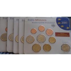 Alemanha - Carteira 2 Euro...
