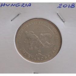 Hungria - 50 Forint - 2018