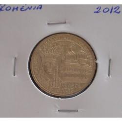 Roménia - 50 Bani - 2012