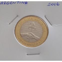 Argentina - 2 Pesos - 2016