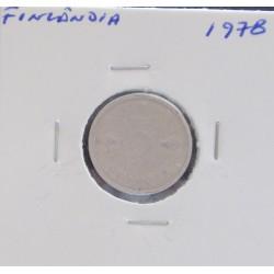 Finlândia - 5 pennia - 1978