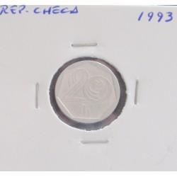 Rep. Checa - 20 Haleru - 1993