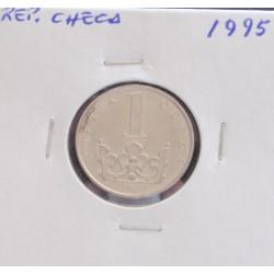 Rep. Checa - 1 koruna - 1995