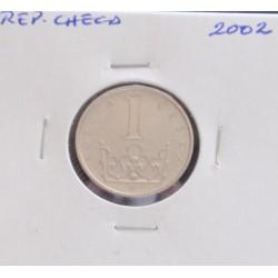 Rep. Checa - 1 koruna - 2002