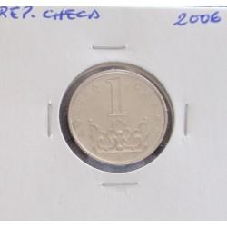 Rep. Checa - 1 koruna - 2006