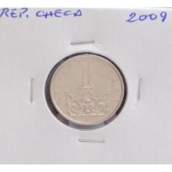 Rep. Checa - 1 koruna - 2009