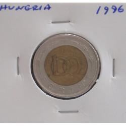 Hungria - 100 Forint - 1996