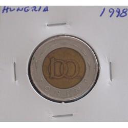 Hungria - 100 Forint - 1998