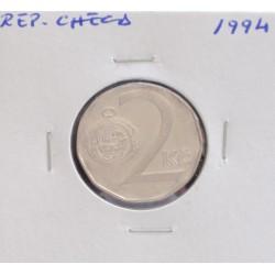 Rep. Checa - 2 Korun - 1994