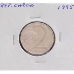 Rep. Checa - 2 Korun - 1995