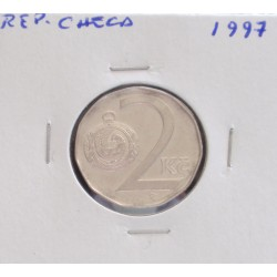 Rep. Checa - 2 Korun - 1997