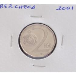 Rep. Checa - 2 Korun - 2001