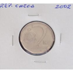 Rep. Checa - 2 Korun - 2002