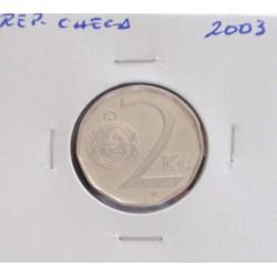Rep. Checa - 2 Korun - 2003