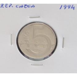 Rep. Checa - 5 Korun - 1994