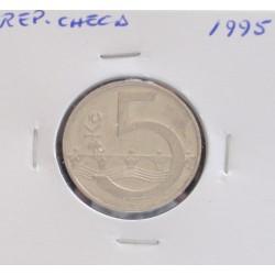 Rep. Checa - 5 Korun - 1995