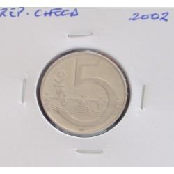 Rep. Checa - 5 Korun - 2002