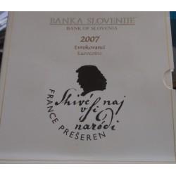 Eslovénia - Set 2007 - FDC