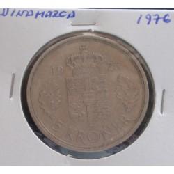 Dinamarca - 5 Kroner - 1976