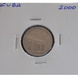 Cuba - 5 Centavos - 2000