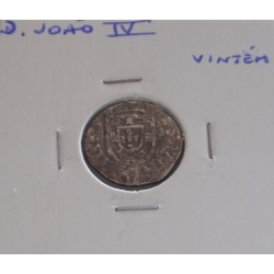 D. João IV - Vintém - N/D (...