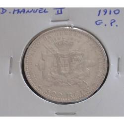 D. Manuel II - 500 Réis -...