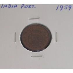 India - 10 Centavos - 1959