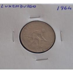 Luxemburgo - 1 Franc - 1964