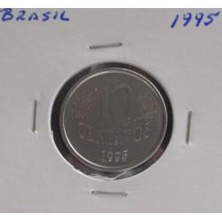 Brasil - 10 Centavos - 1995