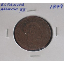 Espanha - Alfonso XII - 5...