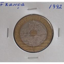 França - 20 Francs - 1992 -...