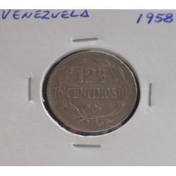 Venezuela - 12 1/2 Centimos...
