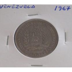 Venezuela - 2 Bolivares - 1967