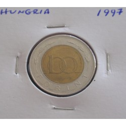 Hungria - 100 Forint - 1997