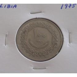 Libia - 100 Dirhams - 1975