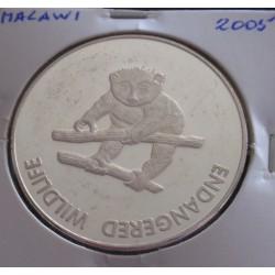 Malawi - 10 Kwacha - 2005 -...