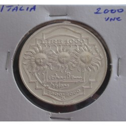 Itália - 1000 Lire - 2000 -...
