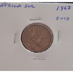 África do Sul - 1 Cent -...