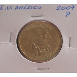 E. U. América - 1 Dollar -...