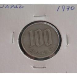 Japão - 100 Yen - 1970